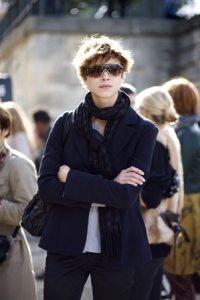 Написано.  Paris Fashion Week Spring-Summer 2009.  Style book.